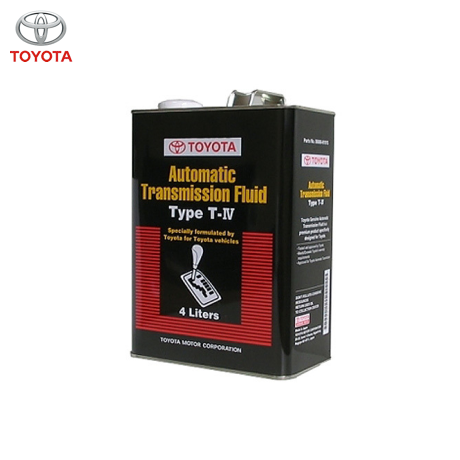 Трансмиссионное масло Toyota ATF Type T-IV,