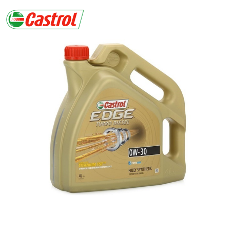 Масло Castrol Edge Turbo Diesel 0W30,