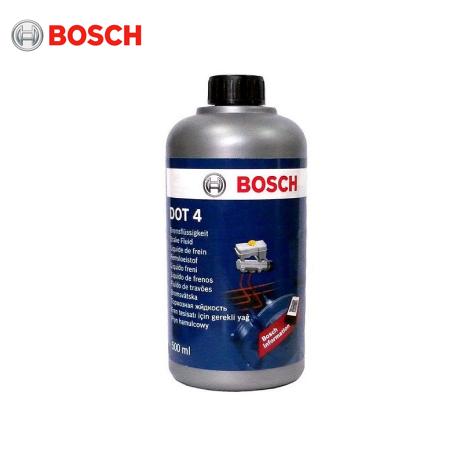Тормозная жидкость BOSCH DOT4,