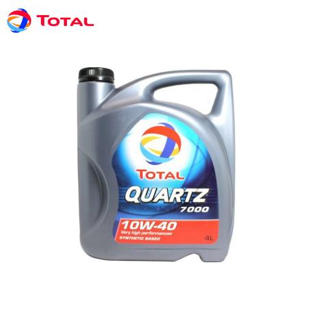 Масло TOTAL Quartz 7000 10W40,