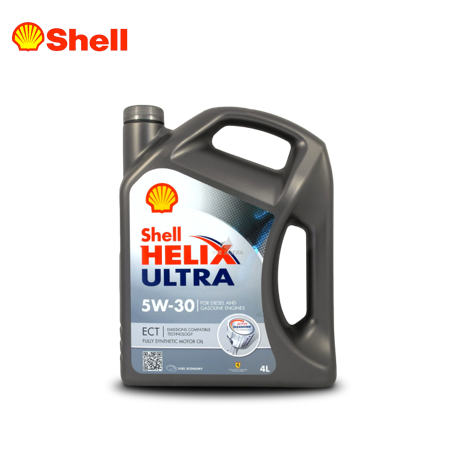 Масло SHELL HELIX ULTRA ECT C3