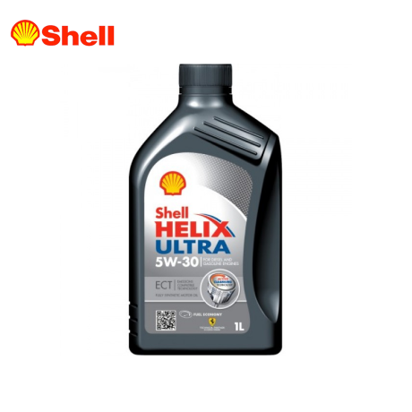 Масло SHELL HELIX ULTRA ECT C3 5w30,